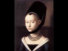 Johannes Ockeghem 1410/1425 – 1497) : Qu'es mivida, preguntais ***