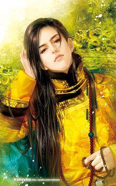 Male queen 2 by valleyhu.deviantart.com on @DeviantArt