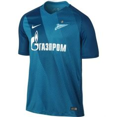 f0174e3f4 £19.99 Zenit Saint Petersburg Home Shirt 2016 2017 Soccer Jerseys