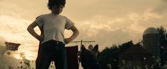 """Cena do filme """"Homem de Aço"""" de 2013."""