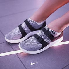 Longer days, lighter shoes. Style makers step forward, the Nike Air Sock Racer Ultra Flyknit is here.