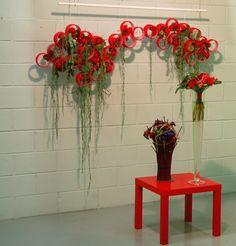 Tal i com ja us vàrem informar, el passat 20 de gener els alumnes del Grau Superior d'Art Floral de l'Escola van fer la presentació del seu ...