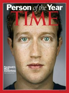 Time- Mark Zuckerberg