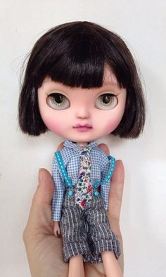 Suri a Icy doll Custom by Tigerlilly OOAK doll by DollsaGoGo, $350.00