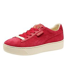 Puma Womens Tabaka Sneakers rosered 85 * Check out the image by visiting the link.