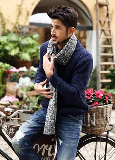 L&C's Wool Knitted Cardigan. Men's Fashion. Sweater #Sweater #Fashion