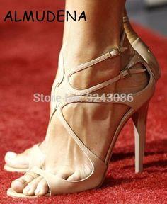 buy online 92a93 9b9d0 25.11 40% de DESCUENTO Aliexpress.com  Comprar Negro Azul blanco amarillo  rosa de cuero de señora zapatos de tacón alto zapatos Slip en la mujer de  la ...