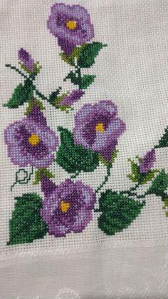 Diy Crafts Hacks, Diy Crafts For Kids, Cas, Paper Crafts, Stitch, Cross Stitch Fruit, Poppies, Dots, Needlepoint