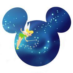 Disney magnets - blanks