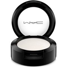 Mac Eye Shadow, 0.05 oz (66 MYR) ❤ liked on Polyvore featuring beauty products, makeup, eye makeup, eyeshadow, white frost, mac cosmetics eyeshadow and mac cosmetics