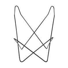 Genial Butterfly Chair Frame Width: 76cm Depth: 89cm Height 86cm Weight: 7kg  TheButterflyChair.