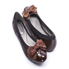 BROWN FAUX LEATHER RIBBED BOW SCRUNCH FLATS,Women's Cute Flat,Sexy Flats,Designer Flats Shoes,Leopard Flats,Ballet Flats,Leather Flats,Dress Flats,Women Flat Shoes,Loafer,Cheap Flat Shoes,Lace Up Flats,Fashion Shoes Flats for Sale: