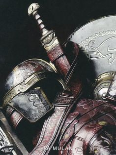 ~put on the whole armor of God, sword of the spirit, shield of faith, breastplate of righteousness and the helmet of salvation~ Ephesians Tolkien, Armadura Medieval, O Hobbit, Into The West, Landsknecht, Armor Of God, Medieval Times, History Medieval, Medieval Fantasy