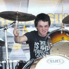Adam, Side Show's drummer