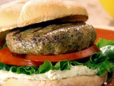 "Mexican Shrimp ""Burgers"" Recipe : Marcela Valladolid : Food Network - FoodNetwork.com"