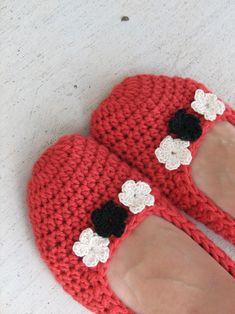 Crochet Women Slippers