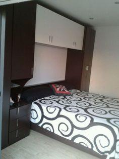 Dormitorios matrimonio armario puente dise o de for Muebles avenida manresa