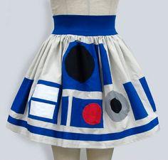 Si esa es la falda, ¿cuál sería la blusa?