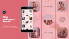Get the Instagram puzzle look with this amazing template, made on Canva so all you have to do is plug and play with your own branding.    Instagram, Instagram design, Instagram hacks, Instagram tips and tricks, Instagram tips, Instagram templates, Creative Market, Instagram Canva Template, Instagram aesthetic, Instagram grid, Instagram perfect grid, Instagram content, Instagram content creation, Instagram content template, instagram post ideas, instagram content ideas, instagram design Instagram Square, Instagram Grid, Instagram Design, Instagram Tips, Instagram Posts, Instagram Banner, Grid Layouts, Change Background, No Photoshop