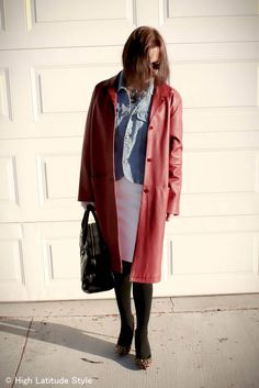 #over40 #over50 Outfit with dress c/o Lookbook Store | High Latitude Style | http://www.highlatitudestyle.com