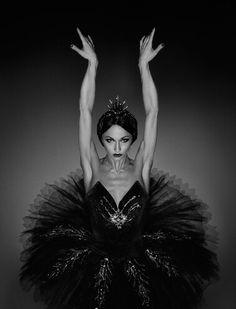 Anna Tsygankova /Het.Nationale Ballet-Dutch National Ballet. Photo by Ervin Olaf <3