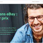 eBay promet des bons plans au meilleur prix garanti quitte à saligner sur la concurrence