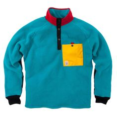 The Top Fleece Jacket by Topo Designs.