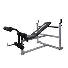 Bench press lavica inSPORTline Olympic + darček: 3 mesiace členstvo v Gymbee. Bench Press, Olympics, Gym Equipment, Fitness, Sports, Hs Sports, Workout Equipment, Sport