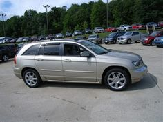 2006 Chrysler Pacifica Limited AWD  Humes Chrysler-Dodge-Jeep  1-866-414-5706