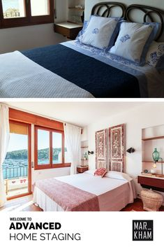 - Home Staging project by Markham Stagers Barcelona. Welcome to Advanced Home Staging. Home Staging, Villas, Barcelona, Two By Two, Bed, Projects, Room, Furniture, Home Decor