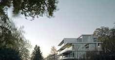 Edificio de viviendas en Zúrich, Zuiza por CHRISTIANkerez . CHTISTIAN kerez  archaic-mag  afasiaarq