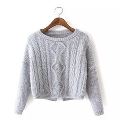 Cheap sweater cartoon, Buy Quality sweater boots for girls directly from China sweater fox Suppliers: Knitting short Sweaters for women Autumn 2015 fashion Hem Side Open pullovers O Neck casual loose long Sleeve Brand Tops Cute Sweaters, Cute Shirts, Sweaters For Women, Outfits For Teens, Fall Outfits, Fashion Outfits, Sweater And Shorts, Sweater Boots, Tumblr Outfits