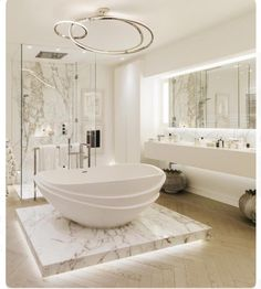 This sounds so relaxing right about now.  Magnificent tag your friends  . . . #Style #dreambathroom #marble #luxurious #lifestyle #bblogger #magnificent #artistic #design #love #richlifestyle #millionairelifestyle #luxurystyle
