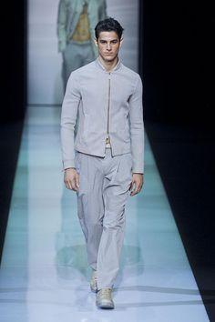 Giorgio Armani Men's S/S '13