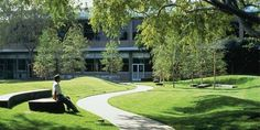 Hargreaves Associates - Hargreaves Associates Hewlett Packard Courtyard