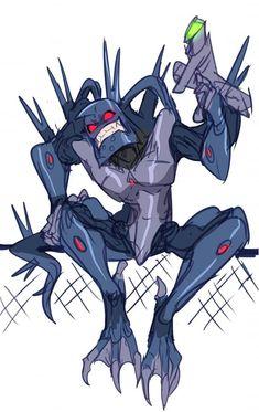 Alien Character, Comic Character, Character Concept, Bionicle Piraka, Lego Craft, Bio Art, Cool Robots, Robot Art, Monster Art
