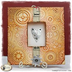 Your Love Moves Me Card by @Tammy Tutterow
