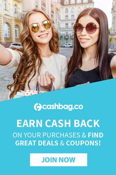 CashBag is an exciting rewards program where you earn cash back when shopping online.  Yes! You get money by spending money!  Visit our website for more info... How To Get Money, Website, Shopping