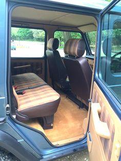 Used 1986 Mercedes-Benz G-Wagen 280GE LWB for sale in Warwickshire   Pistonheads