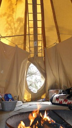 Glamping: Places throughout Oregon lend themselves to not exactly roughing it in the great outdoors