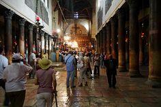 The Church of the Nativity | Bethlehem