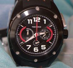 Reloj de diseño deportivo TIME FORCE para caballero por PetraCool