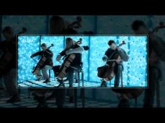 Apocalyptica - Nothing Else Matters - YouTube - LOVE this. Give me chills every single time.