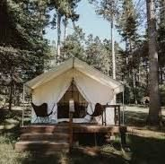 29 Glamping Spots & Cozy Cabins Perfect for Winter Adventures Glamping California, Big Basin, Indoor Camping, Guest Ranch, Luxury Tents, California National Parks, Wooden Cabins, Camping Spots, Cozy Cabin