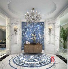 Blue Marble Pattern  Foshan Moreroom Stone Co.,Ltd Aggie Chan Tel:86-13923220432 Email:sales04@moreroomstone.com