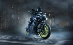 WALLPAPERS HD: Yamaha MT 10 EU