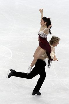 Charlie White Photo - ISU World Figure Skating Championships - Day Four