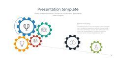 Compass Business PowerPoint Presentation Template