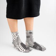 Mama Tabi Socks - Hybrid