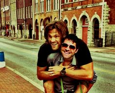 Totally Not Homoerotic; Supernatural FC - ARCHIVE 06-21-12 - Page ...